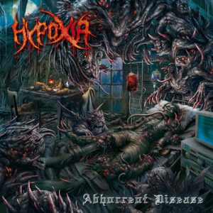 HYPOXIA (USA) – 'Abhorrent Disease' CD