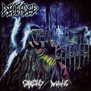 DECEASED (USA) – 'Ghostly White' CD