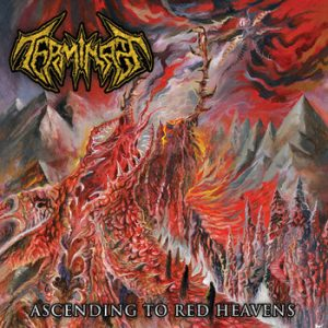 TERMINATE (USA) – 'Ascending To Red Heavens' CD