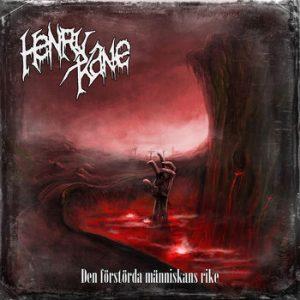 HENRY KANE (Swe) – 'Den Förstörda…' CD Digipack