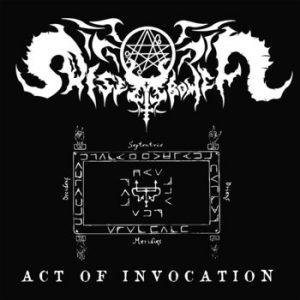 DISEMBOWEL (Chi) - Act of Invocation MCD Digipak