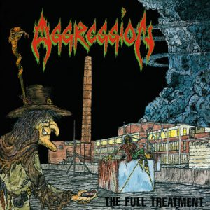 AGGRESSION (Can) – 'The Full Treatment' CD