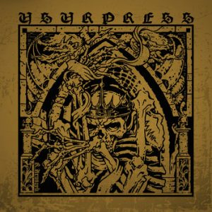 USURPRESS / BENT SEA – split CD