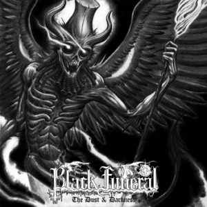 BLACK FUNERAL (USA) - The Dust and Darkness MCD