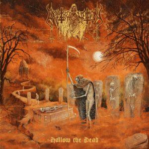 DEATHRONATION (Ger) – 'Hallow The Dead' CD Digipack