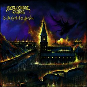SEPULCHRAL CURSE (Fin) – 'At the Onset of Extinction' MCD Digipack