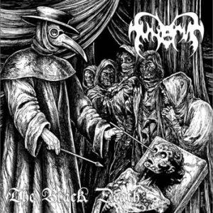"FUNERUS (USA) – 'The Black Death' 7""EP"