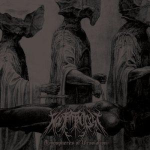NOCTAMBULIST (USA) – 'Atmospheres of Desolation' CD Digipack
