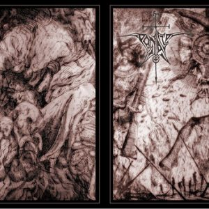 "PENTACLE / ETERNAL SOLSTICE (Nl) – split Double 7""EP Gatefold"