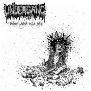 UNDERGANG (Dk) – 'Doden Laeger Alle Sar' CD