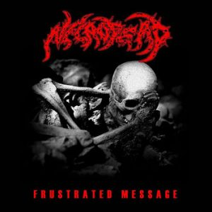 NECRODEAD (Chi) – 'Frustrated Message' CD