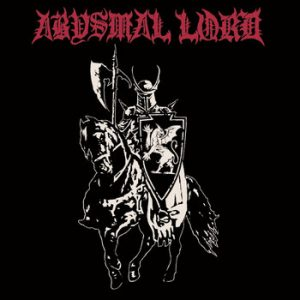 "ABYSMAL LORD / CRURIFRAGIUM (USA) - Split 7""EP"