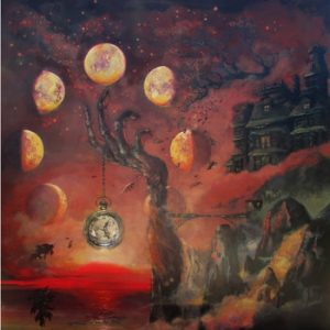 OCCULTATION (USA) – 'Silence In The Ancestral House' CD