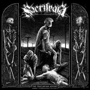 SACRILEGIA (Irl) – 'The Triclavian Advent' CD