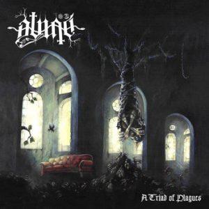 """BINAH (UK) – 'A Triad of Plagues' 7""""EP"""