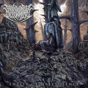 ABHORRENT DEFORMITY (USA) – 'Entity of Malevolence' CD