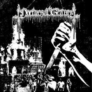 NOCTURNAL GRAVES (Aus) – 'Lead Us to the Endless…' TAPE