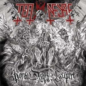TEITANFYRE (Rus) – 'Morbid Death's Sceptre' CD