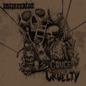INCINERATOR (Nl) – 'Concept of Cruelty' CD