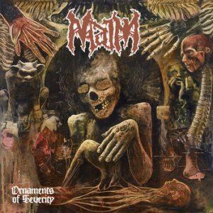 MAIM (Swe) – 'Ornaments of severity' CD