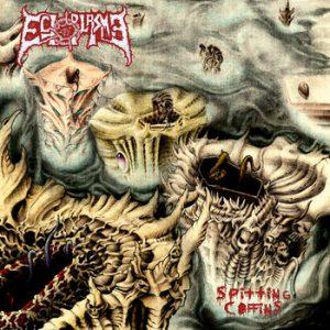 ECTOPLASMA (Gr) – 'Spitting Coffins' CD