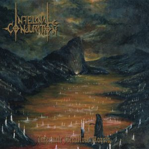 INFERNAL CONJURATION (Mex) - Infernale Metallum Mortis CD