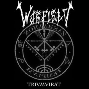 WARFIELD (Mex) – 'Trivmvirat' MCD Super Jewel Case