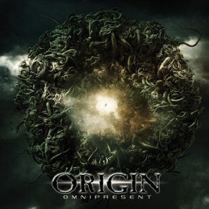 ORIGIN (USA) – 'Omnipresent' CD Digipack