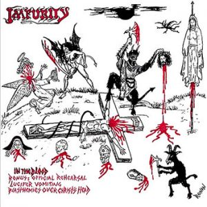 IMPURITY / BLACK FEAST (Bra/Fin) – split CD