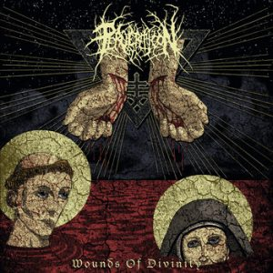 PERVERTICON (Swe) - Wounds of Divinity CD