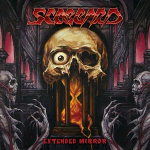 SCABBARD (Cz) – 'Extended Mirror' CD