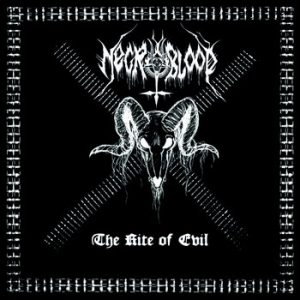 NECROBLOOD (Fr) – 'The Rite of Evil' CD