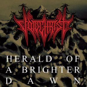 VOIDCHRIST (Aus) – 'Herald of a Brighter Dawn' MCD