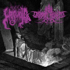 THE TRUE WERWOLF / DRUADAN FOREST (Fin) – Split CD