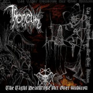 THRONEUM (Pol) – 'The Tight Deathrope Act…' CD