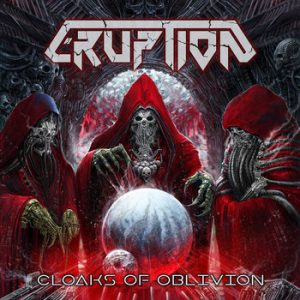 ERUPTION (Slo) – 'Cloaks of Oblivion' CD