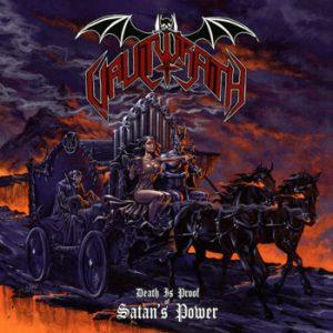 VAULTWRAITH (USA) - Death Is Proof Of Satan's Power CD