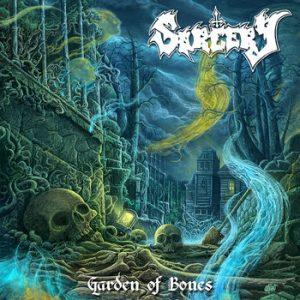 SORCERY (Swe) – 'Garden of Bones' CD