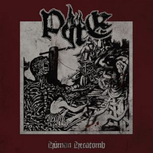PYRE (Rus) – 'Human Hecatomb' CD