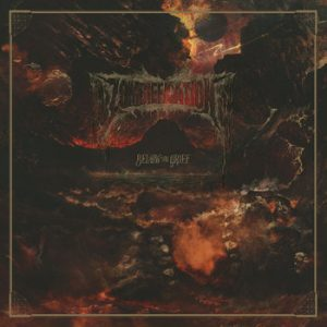 ZOMBIEFICATION (Mex) – 'Below the Grief' CD Digipack