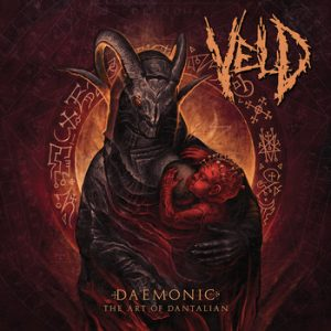 VELD – 'Daemonic: The Art Of Dantalian' CD Digipack