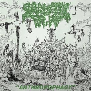 SADISTIC DRIVE (Fin) – 'Anthropophagy' CD