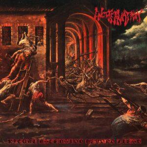 ENCOFFINATION (USA) – 'Ritual Ascension Beyond Flesh' CD