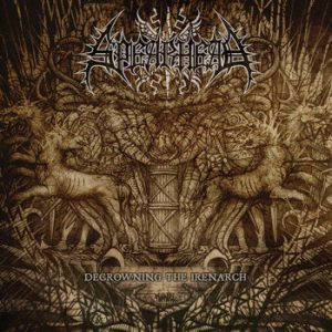 SPEARHEAD (UK) – 'Decrowning the Irenarch' CD