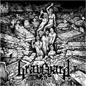 GRAVEYARD (Spa) – 'One With The Dead' CD