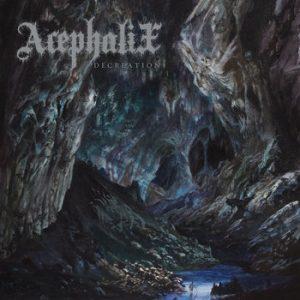 ACEPHALIX (USA) – 'Decreation' CD Digipack