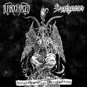 "TURBOCHARGED / RAGEHAMMER (Swe/Pol) – split 7""EP"