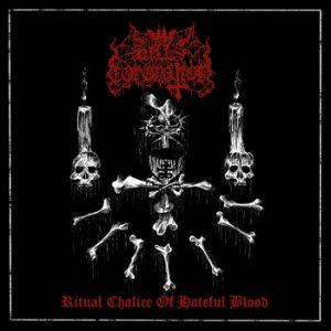 HELL'S CORONATION (Pol) – 'Ritual Chalice of Hateful Blood' CD