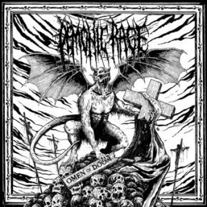 DEMONIC RAGE (Chi) – 'Omen of Doom' CD