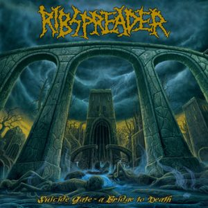 RIBSPREADER (Swe) – 'Suicide Gate - A Bridge to Death' CD